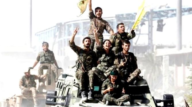 قوات سوريا تتقدم في الجيب الأخير لداعش