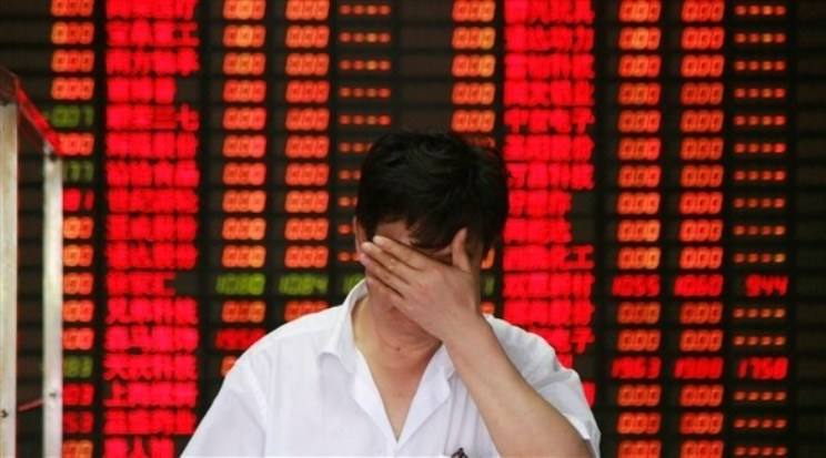 سنة سوداء للأسواق المالية الصينية