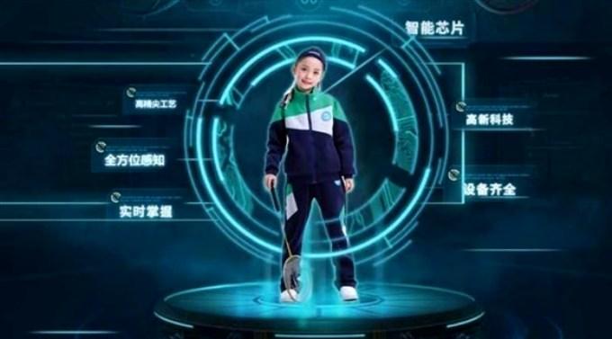 «زي ذكي» لتعّقب الطلاب في الصين