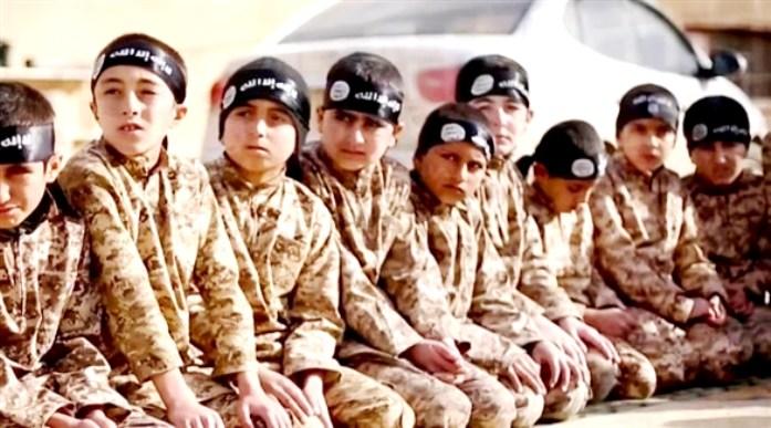 استعادة 30 من أطفال الداعشيات الروسيات في العراق