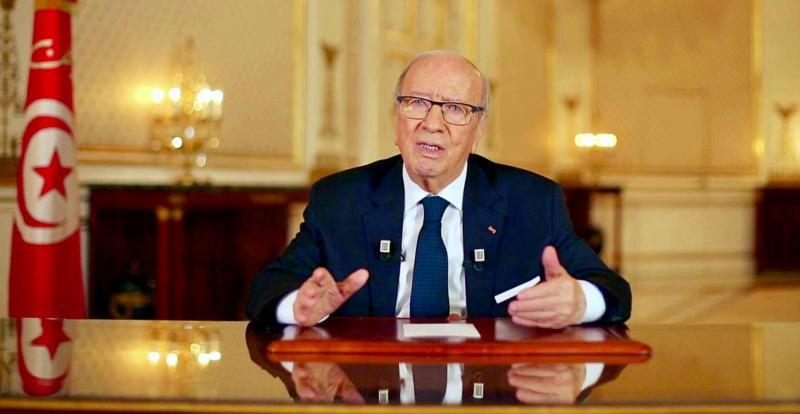 تونس: نقل الرئيس السبسي إلى المستشفى بسبب وعكة صحية حادة