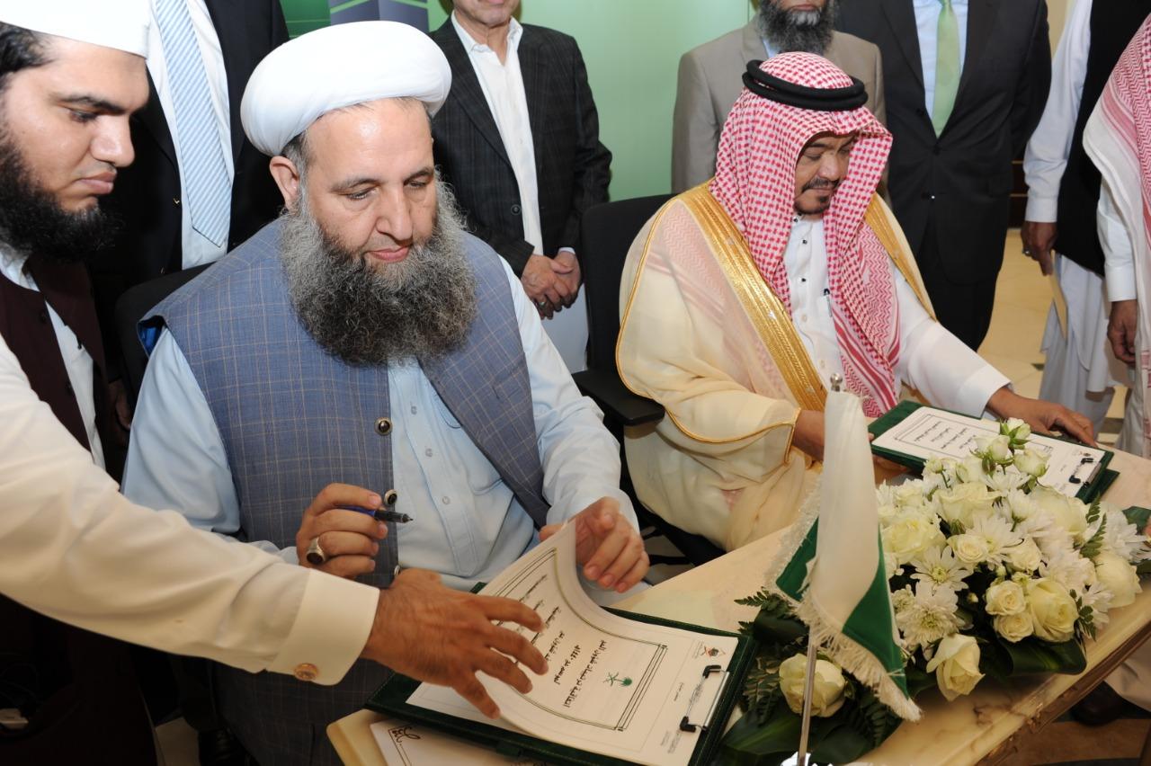 باكستان والأردن تشيدان بجهود المملكة لخدمة ضيوف الرحمن