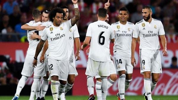 مباراة ريال مدريد ومليلية بث مباشر 6-12-2018 كأس ملك اسبانيا