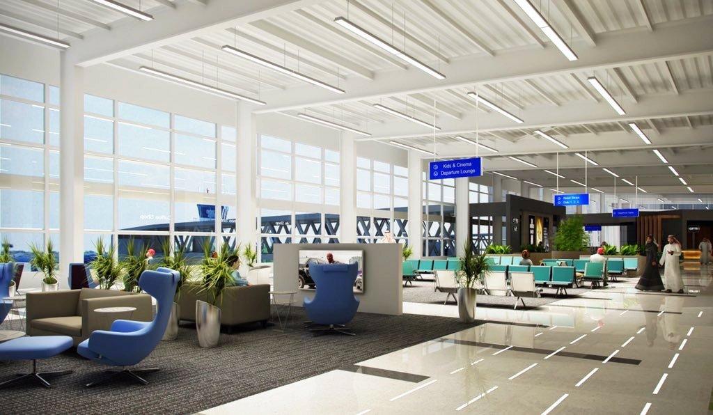 9 شركات تتنافس لتنفيذ مطار القنفذة
