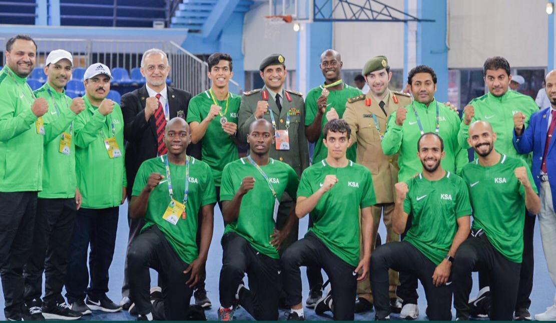 المنتخب السعودي للتايكوندو ينهي مهمته العالمية بميداليتين عالميتين