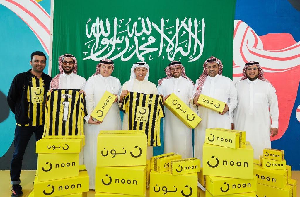 """بدعم آل الشيخ.. شركة """"نون"""" ترعى نادي الاتحاد"""