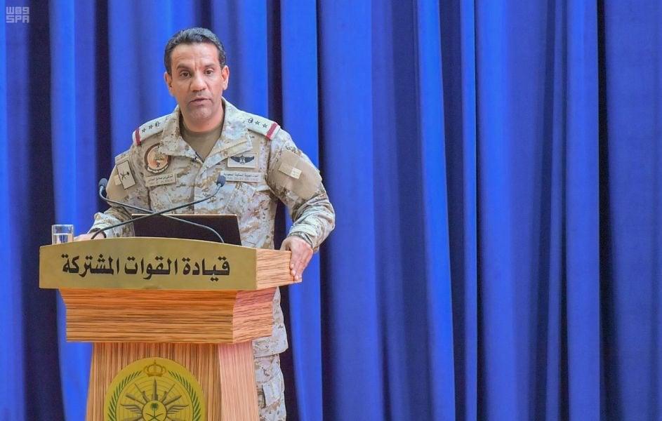 التحالف: ميليشيات الحوثي أطلقت مساء السبت صاروخين بالستيين من محافظة عمران سقطا في محافظة حجة اليمنية