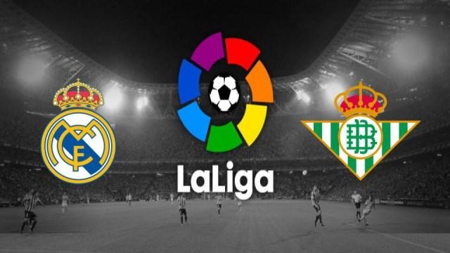 مباراة ريال مدريد وريال بيتيس بث مباشر في الدوري الإسباني