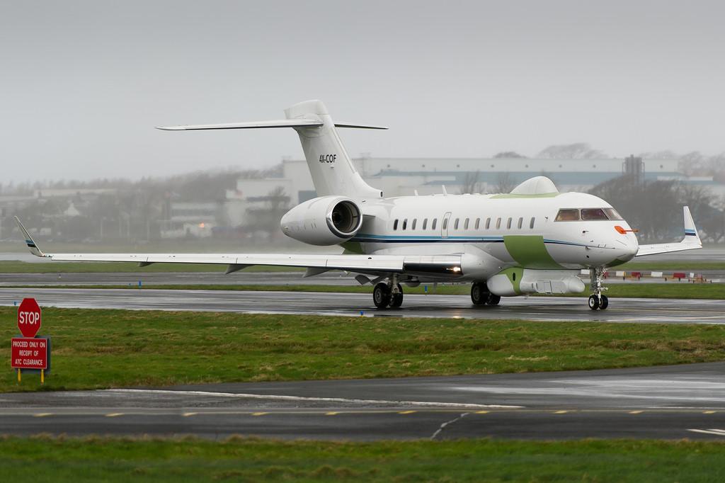 عطل يدفع وزير ألماني لمغادرة أفريقيا على متن طائرة مدنية