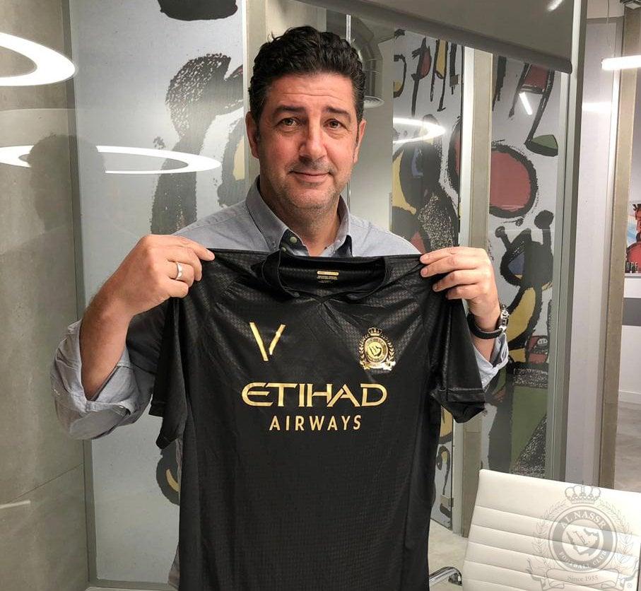 من هو روي فيتوريا مدرب النصر الجديد؟