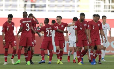قطر تحجز مقعدها في الدور الـ16 بكأس آسيا بسداسية في شباك كوريا