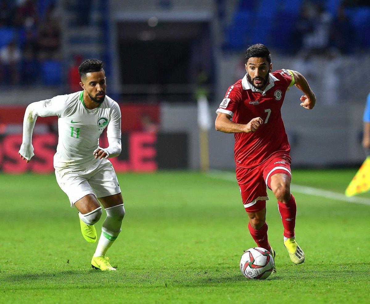 الاتحاد الآسيوي يختار لاعب المنتخب السعودي الأفضل في مباراة لبنان