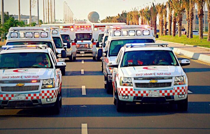 25 فرقة إسعافية و60 متطوعا ومتطوعة جاهزون لمباراة السوبر الإيطالي بالجوهرة المشعة