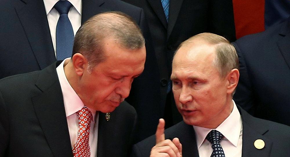 """التايمز: بوتين رفض طلب أردوغان بشأن """"منطقة آمنة"""" في سوريا"""
