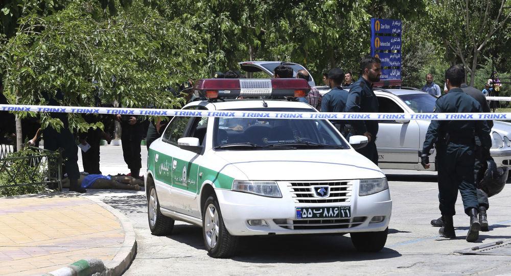 مقتل شرطيين في مدينة ميناء الخميني الإيرانية