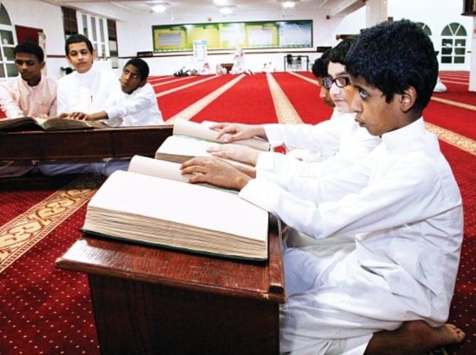 «القرآن نورني» أول تطبيق الكترونيلذوي الاحتياجات ليحفظوا القرآن