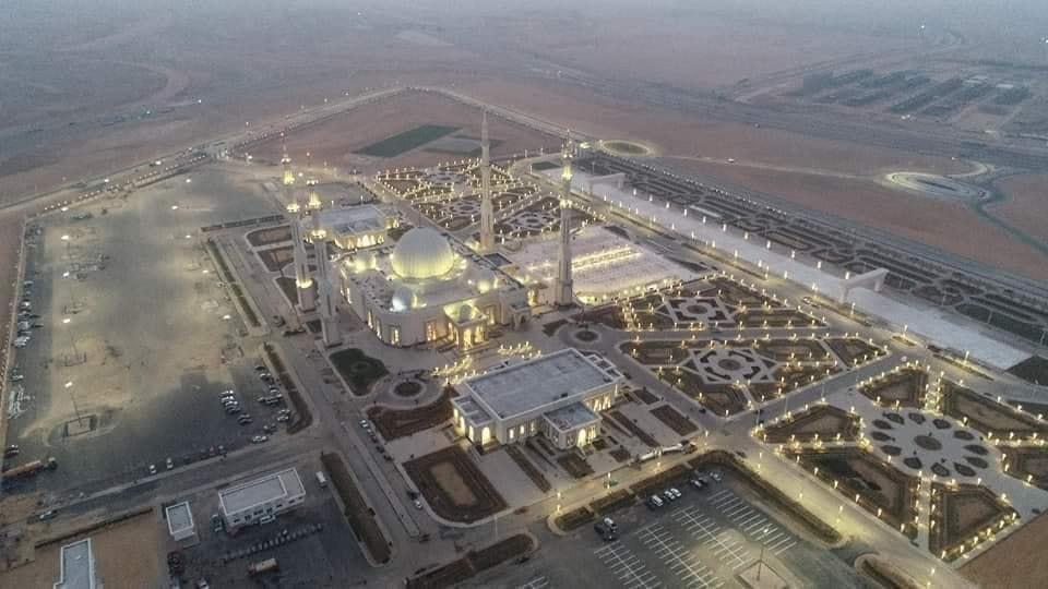 مصر.. افتتاح المسجد الأكبر عالميا بعد الحرمين الشريفين غدا
