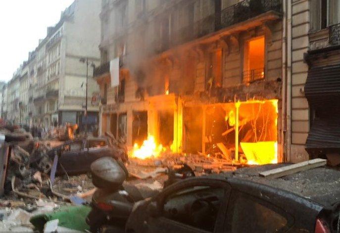 فرنسا.. ارتفاع حصيلة ضحايا انفجار باريس إلى 34 شخصا