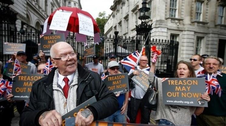 «السترات الصفراء» يستعدون للتظاهر السبت في بريطانيا!