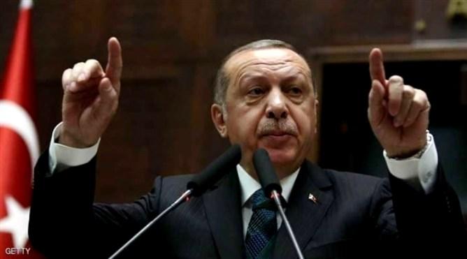 أردوغان يهاجم المعارضة بعد إنشائها صندوقاً لدفع الغرامات السياسية