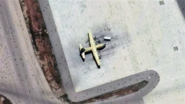 ماهو سّر الطائرة الإيرانية التي استهدفتها إسرائيل في سوريا؟