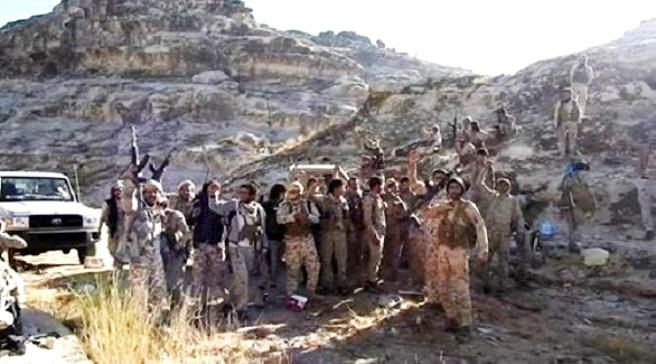 الجيش اليمني يقتل عناصر حوثية في صعدة