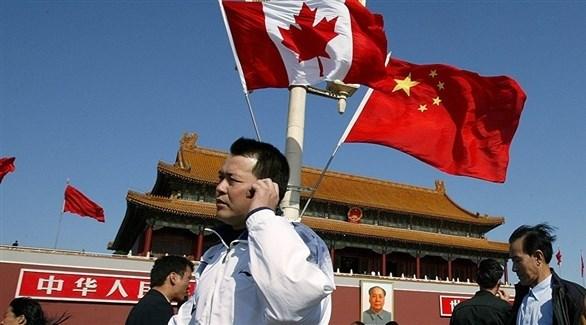 بسبب هاتف هواوي.. اعتقال 13 كندي في الصين