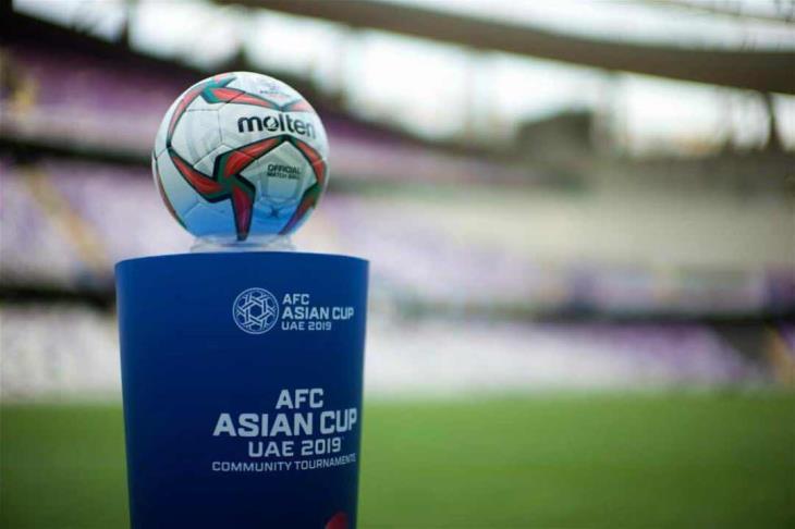 فلسطين تقابل سوريا وتايلاند أمام الهند في كأس آسيا