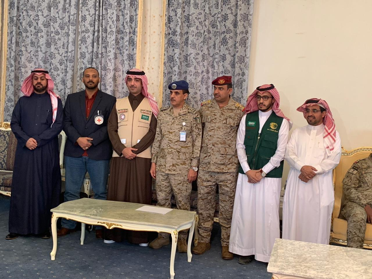 الهلال الأحمر السعودي يشارك في تحرير 9 أطفال جندتهم ميليشيا الحوثي في اليمن