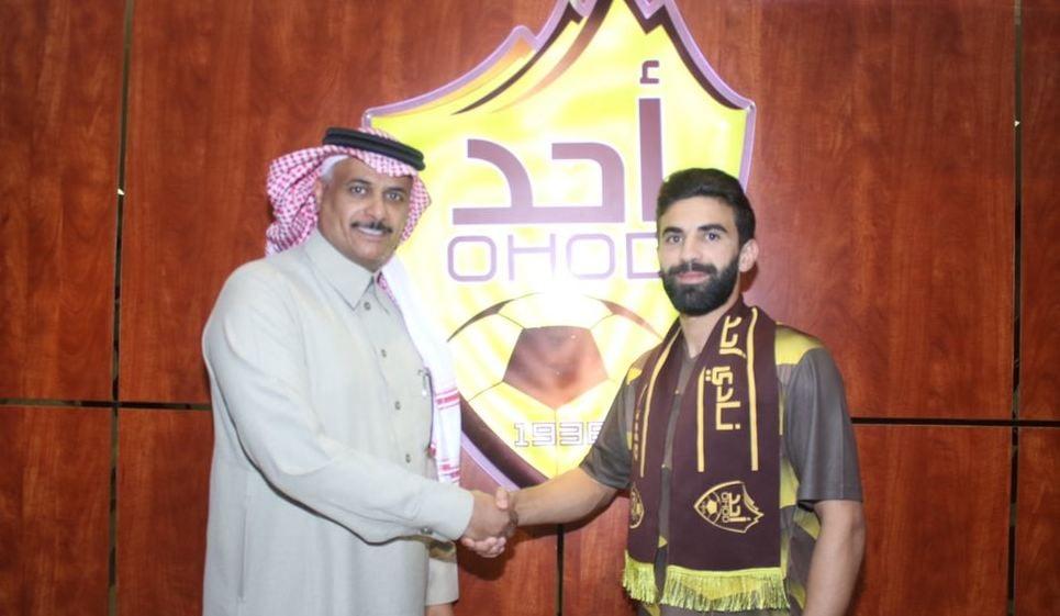 أحد يعلن التعاقد مع المغربي محمد فوزير حتى نهاية الموسم