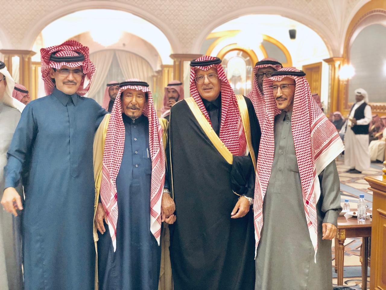 """""""العصيمي"""" يحتفل بزواج ابنه """"شجعان"""" في مدينة الرياض"""