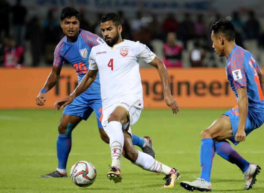البحرين تقصي الهند بهدف قاتل وتتأهل إلى دور الـ16 بكأس آسيا 2019
