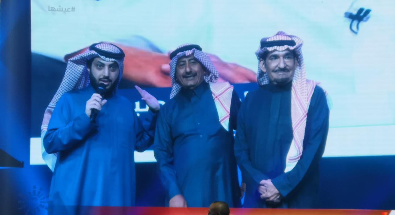 عبدالله السدحان أنا سعيد بالعمل مع القصبي وهو توجه إلى دبي ولم ألتق