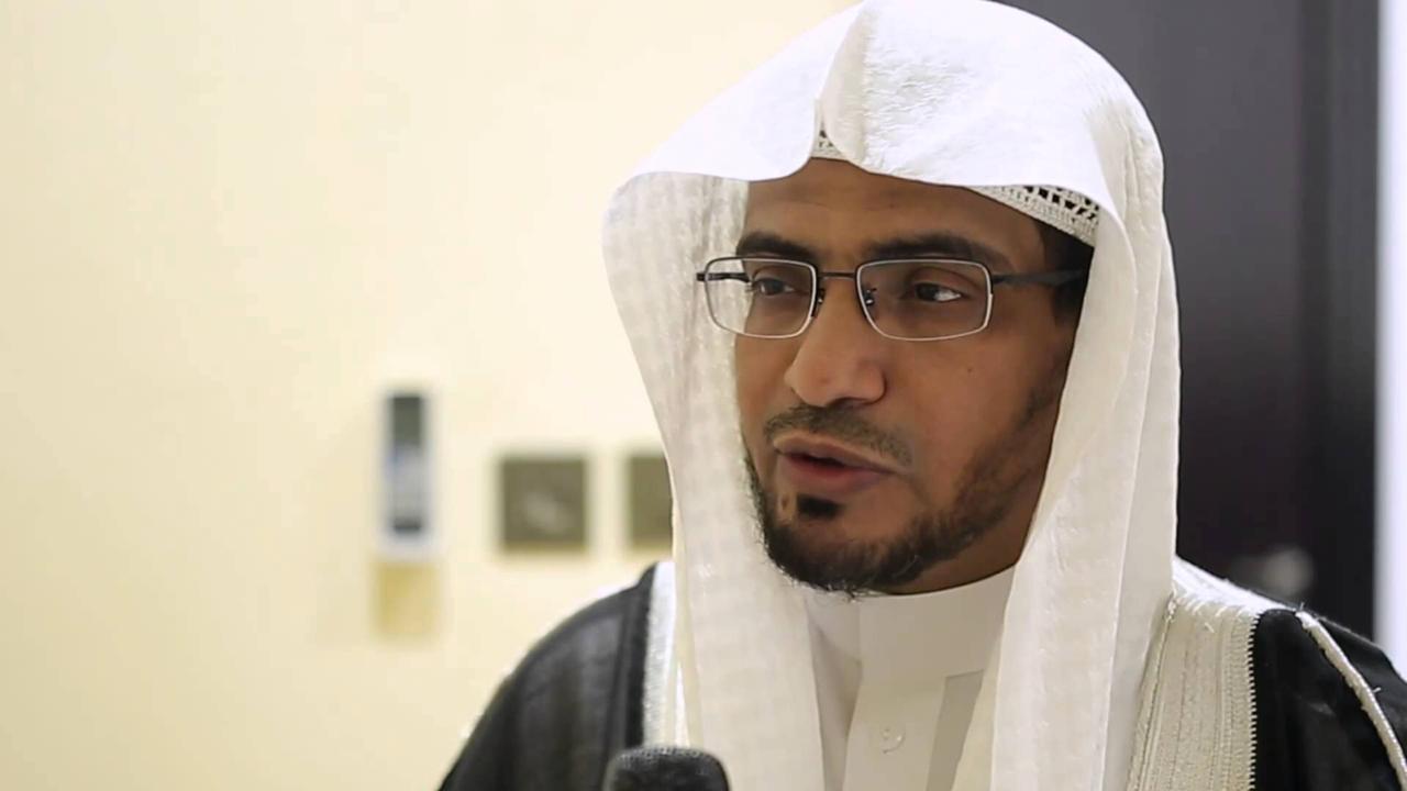 الشيخ المغامسي يطل على جمهوره عبر الأبواب المتفرقة