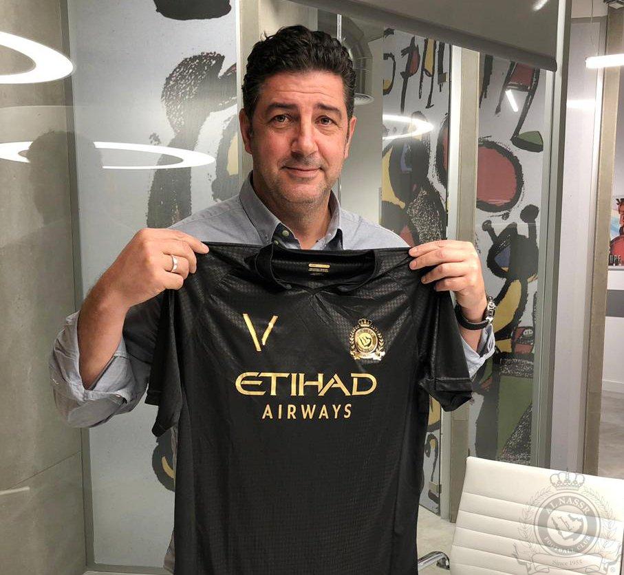 حصل على 7 ملايين يورو.. من هو روي فيتوريا مدرب نادي النصر الجديد