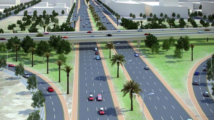 أمانة جدة تعلن بدء أعمال تنفيذ مشروع جسر شارع صاري تقاطع طريق الملك فهد