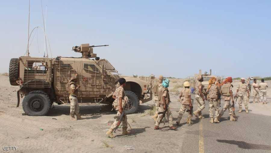 مصرع 6 من الميليشيا الحوثية بنيران الجيش اليمني في الجوف