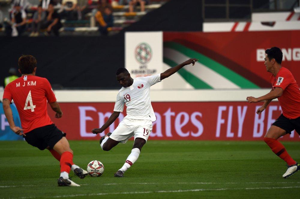 قطر تحجز مقعدها في نصف نهائي كأس آسيا بالفوز على كوريا الجنوبية