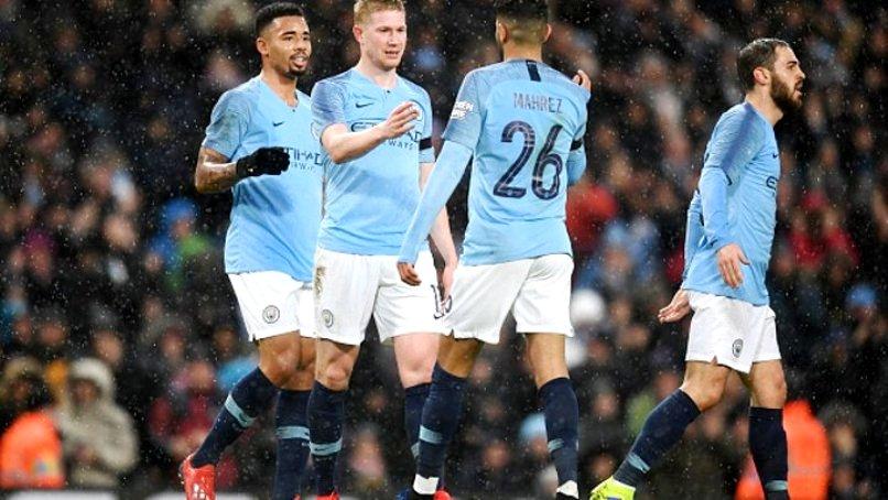 مشاهدة مباراة مانشستر سيتي ونيوكاسل بث مباشر في الدوري الانجليزي