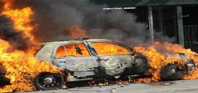 قتلى وجرحى في انفجار سيارة بمدينة القائم الحدودية العراقية