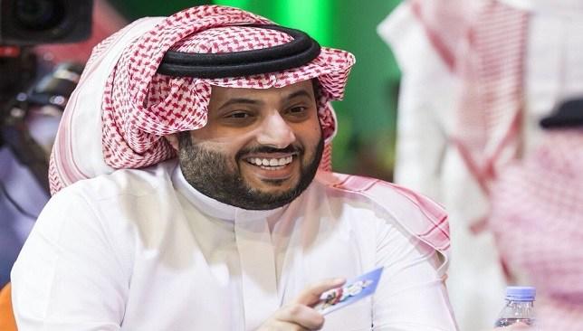 تركي آل الشيخ لاصحاب الشركات: ادعموا ابن مساعد في البريميرليج!