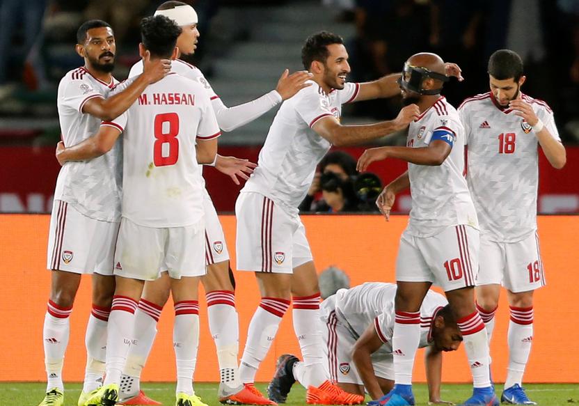 مشاهدة مباراة الامارات وتايلند بث مباشر في كاس آسيا 2019
