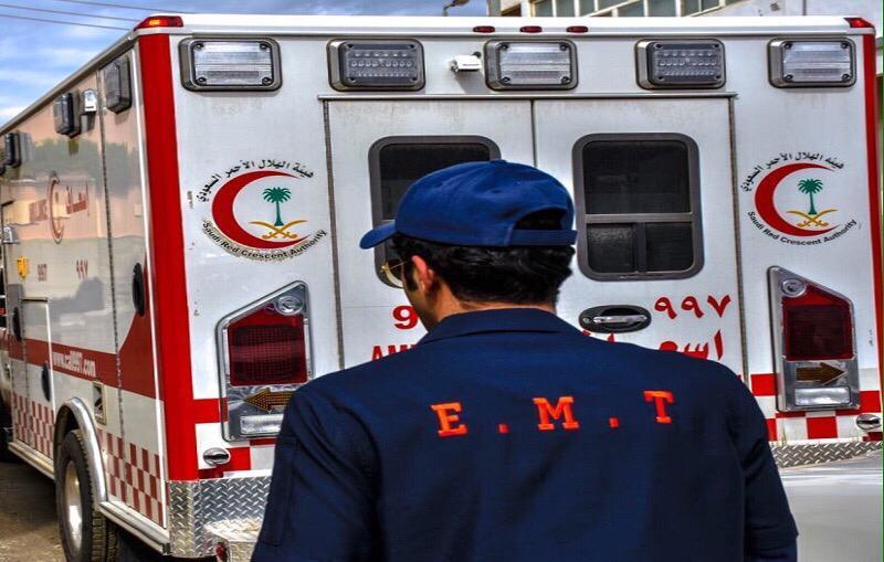متطوعتان تنقذان طالبة أصيبت بالرأس في مجمع بهر الأكاديمي