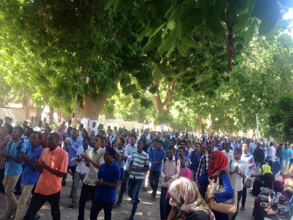 السودان.. احتجاجات في جامعة بالخرطوم بعد اقتحامها من قوات الأمن