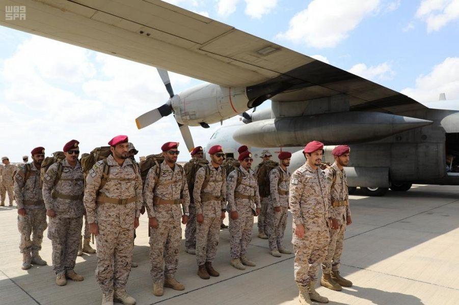 اكتمال وصول القوات البحرية الملكية 000-7064067291551034