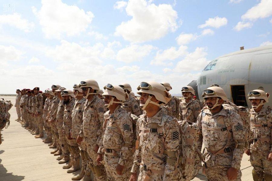 اكتمال وصول القوات البحرية الملكية 000-9253857155103490