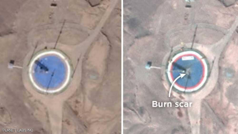 للمرة الخامسة.. إيران تفشل في إطلاق قمر صناعي للفضاء