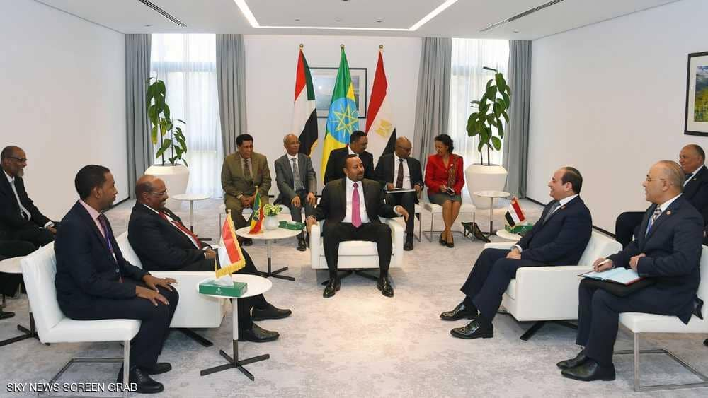 رؤية جديدة.. تفاصيل قمة مصر والسودان وإثيوبيا بشأن سد النهضة