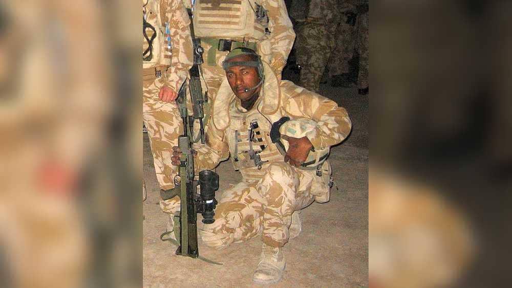 تعويض جندي في الجيش البريطاني بنصف مليون جنيه إسترليني