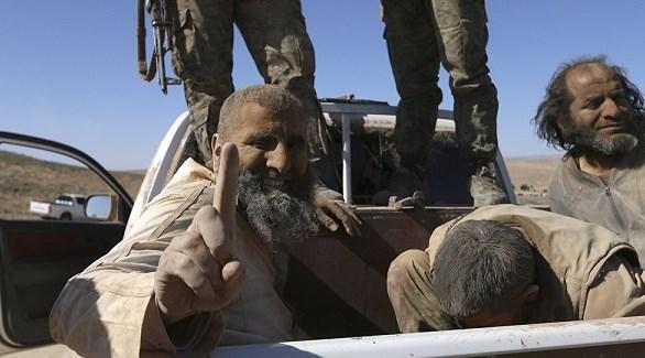 عشرات الدواعش الأتراك يستسلمون في سوريا